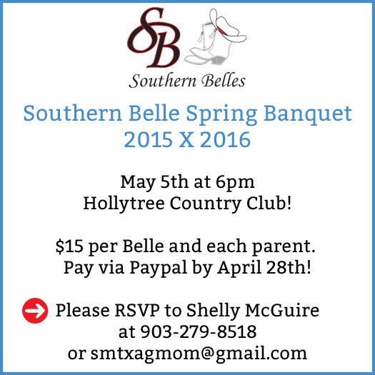 Southern Belle Banquet